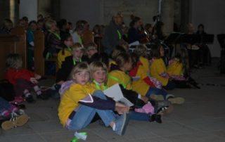 Kinderchortag 2012