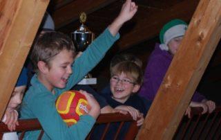 Meisterfeier Handball 2011